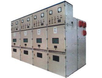 KYN28A-12金属铠装中置式移开式开关柜