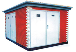HBW-10系列环保型箱式变电站